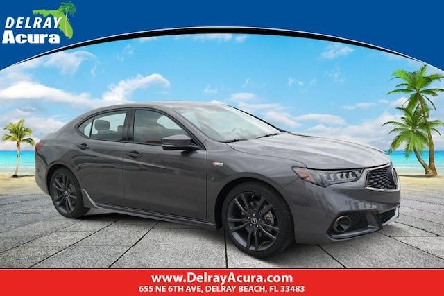 New 2020 Acura Tlx For Sale Delray Beach Fl