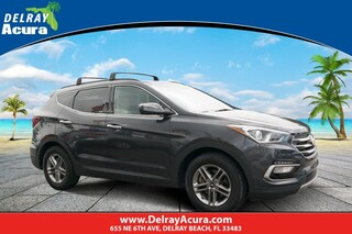 2017 Hyundai Santa Fe Sport 2.4L 2.4L Auto