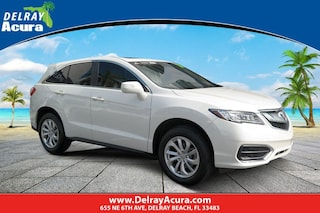 2016 Acura RDX Tech/AcuraWatch Plus Pkg FWD  Tech/AcuraWatch Plus Pkg
