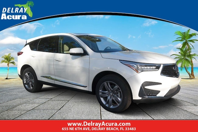 2019 Acura RDX with Advance Package SUV