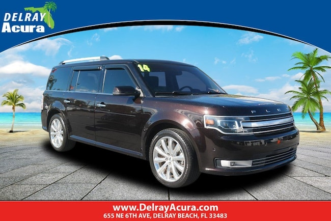 2014 Ford Flex Limited Limited FWD