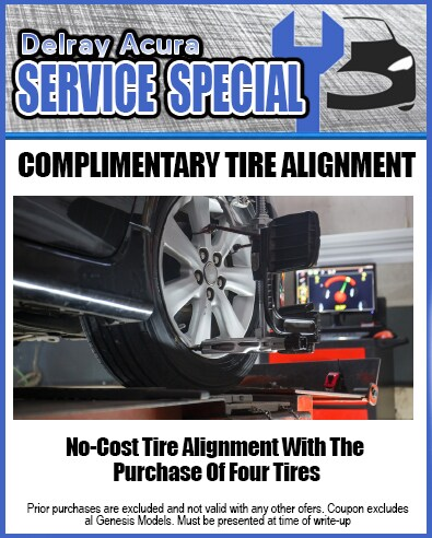 Complimentary Alignment With Purchase of Tires