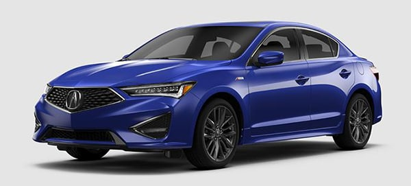 2019 Acura ILX A-Spec Package