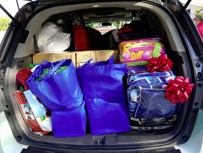 Grandma's Place children's shelter donations