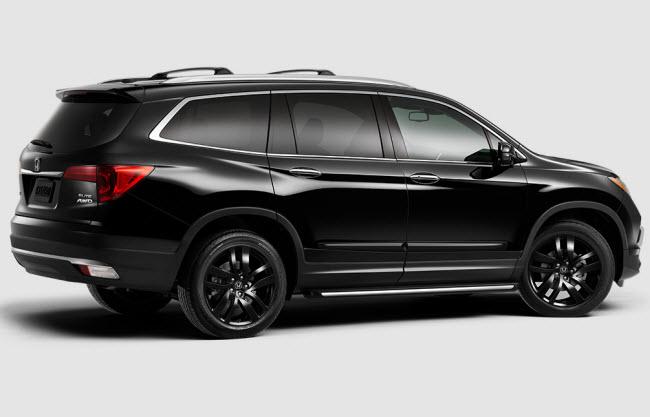 2016 Honda Pilot Cars.com Three-Row SUV Challenge Winner