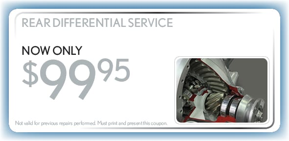 Differential Service Special, Delray Beach, FL