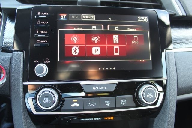 New 2019 Honda Civic For Sale | Silver 2019 Civic Sport
