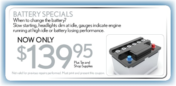 Battery Special, Delray Beach, FL Automotive Service Special Special