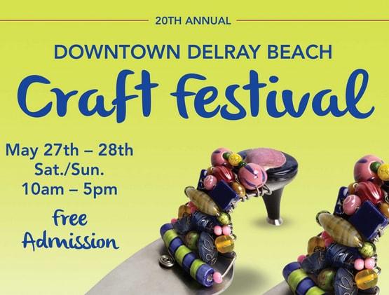 Delray Beach Craft Festival