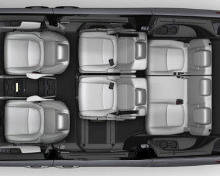 Honda Odyssey Easy Access Mode Seats