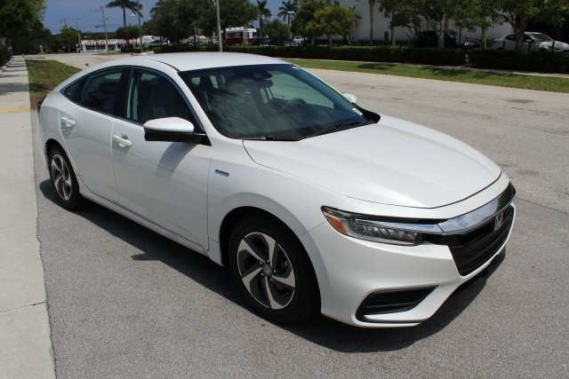 2019 Honda Insight EX Sedan
