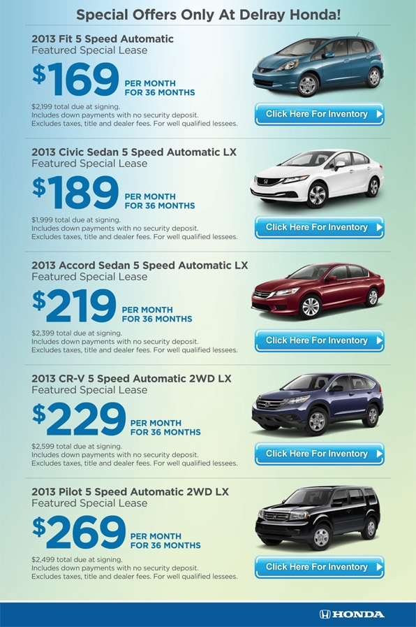 Best Times To Lease A New Car