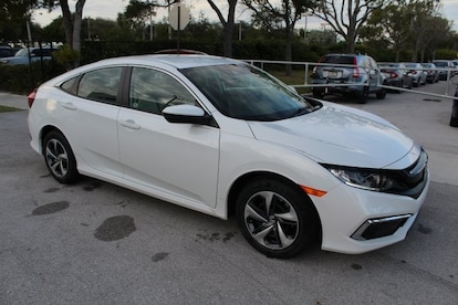 New 2019 Honda Civic For Sale in Delray Beach FL 193638 | Delray Beach New  Honda For Sale 2HGFC2F63KH593247