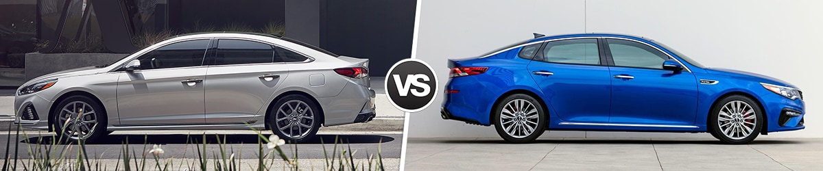 2019 Hyundai Sonata Comparison