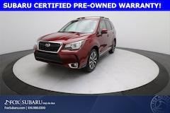 certified 2018 Subaru Forester 2.0XT Touring SUV Grand Rapids MI