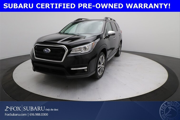 certified  2019 Subaru Ascent Touring SUV Grand Rapids MI
