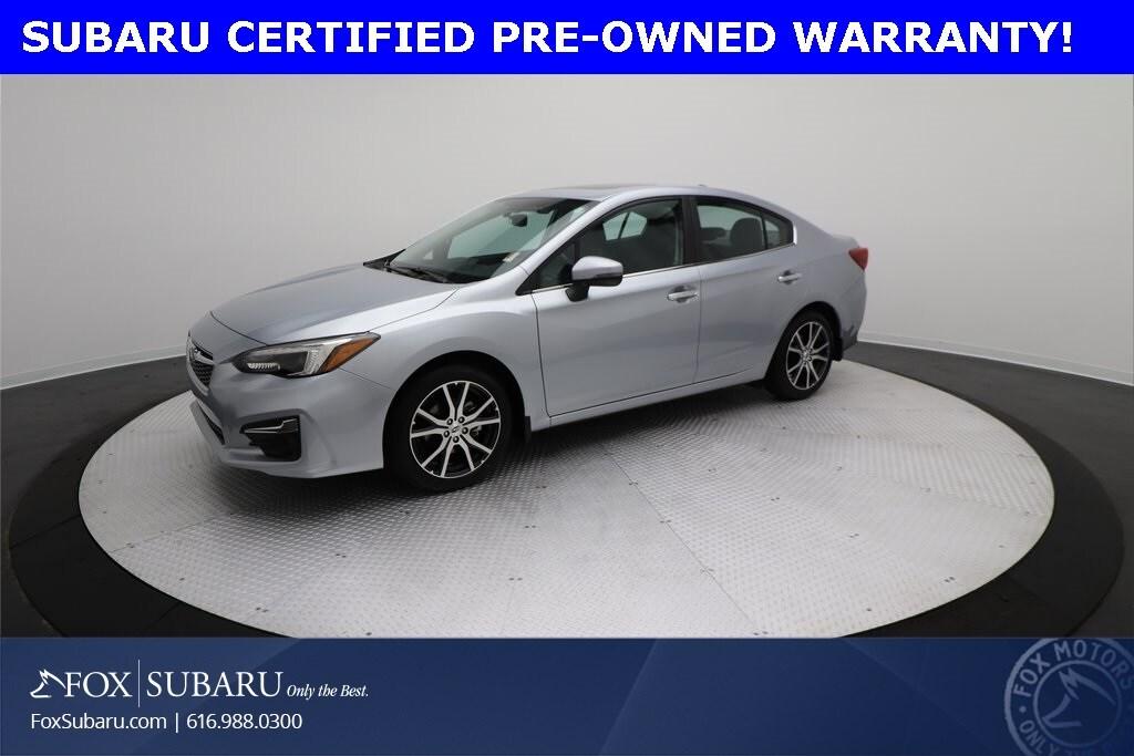 2018 Subaru Impreza 2.0i Limited Sedan