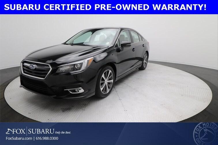 certified  2019 Subaru Legacy 2.5i Sedan Grand Rapids MI