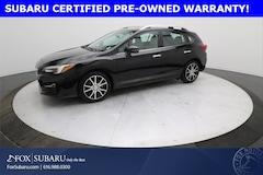 certified 2018 Subaru Impreza 2.0i Limited Hatchback Grand Rapids MI