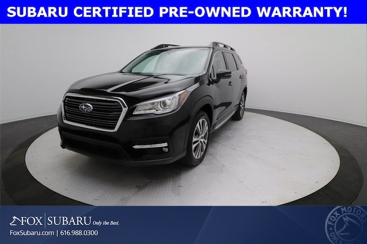 used 2019 Subaru Ascent Limited SUV Grand Rapids MI