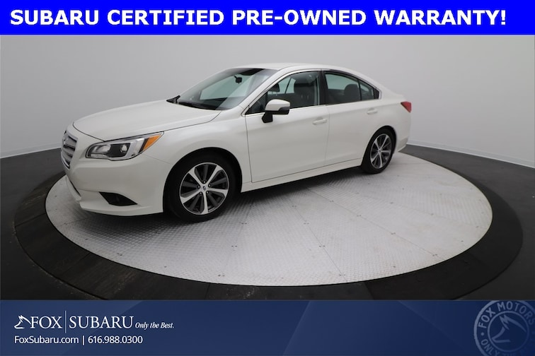 used 2016 Subaru Legacy 2.5i Sedan Grand Rapids MI
