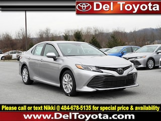 New 2019 Toyota Camry LE Sedan 190484 for sale in Thorndale, PA