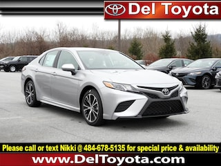 New 2019 Toyota Camry SE Sedan 190461 for sale in Thorndale, PA