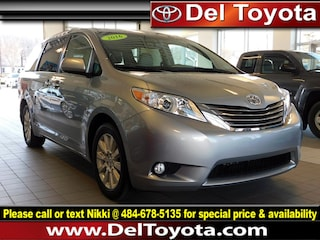 Used 2016 Toyota Sienna XLE Van 190260A for sale in Thorndale, PA