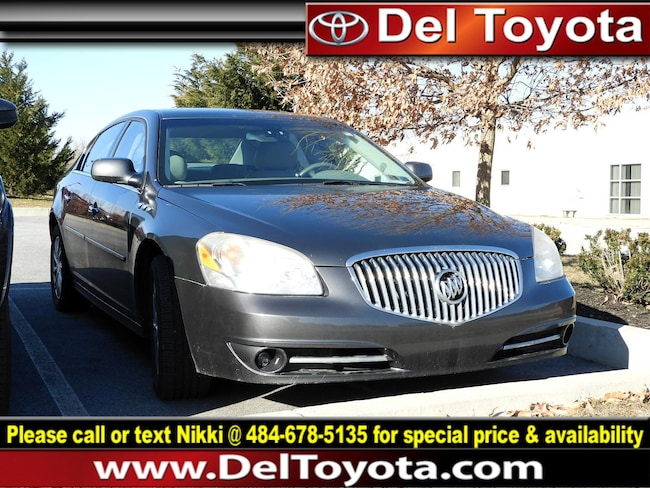 Used 2011 Buick Lucerne CXL Sedan 191018A for sale in Thorndale