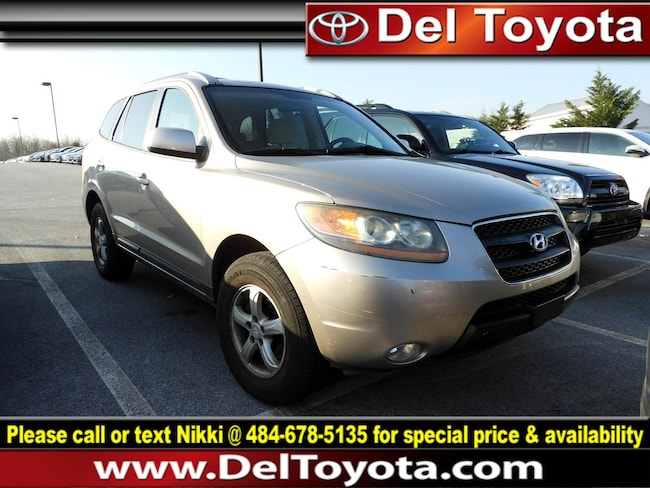 Used 2007 Hyundai Santa Fe GLS SUV 182523C for sale in Thorndale