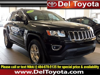 Used 2014 Jeep Grand Cherokee Laredo SUV 190896A for sale in Thorndale, PA