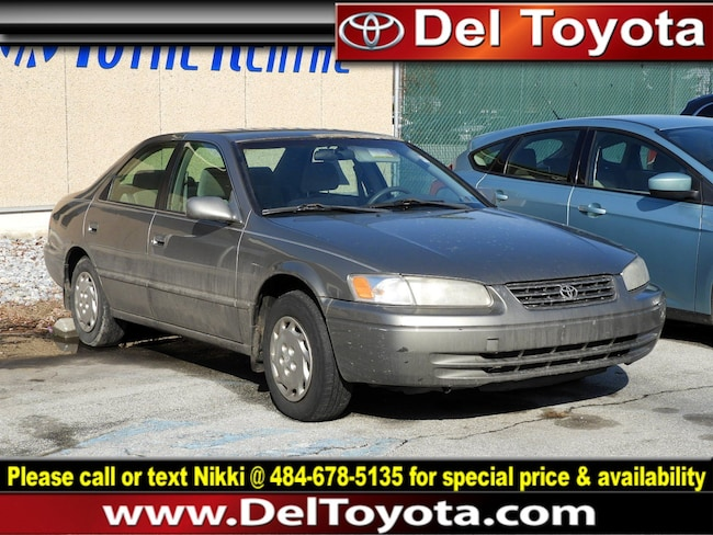 Used 1999 Toyota Camry LE Sedan 190575A for sale in Thorndale