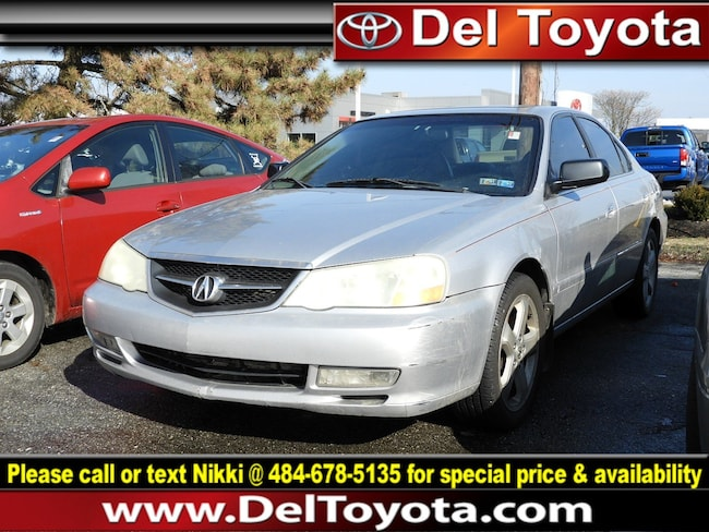 Used 2003 Acura TL Type S Sedan 190889B for sale in Thorndale