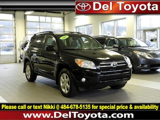 Used 2007 Toyota RAV4 Limited SUV P8298A for sale in Thorndale, PA