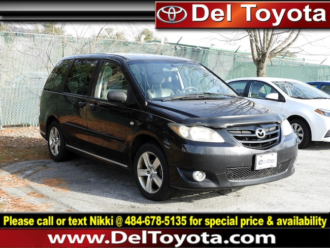 Used 2004 Mazda MPV ES Van P8374A for sale in Thorndale