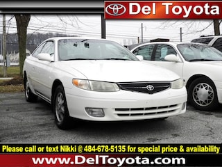 Used 2000 Toyota Camry Solara SE Coupe 182735A for sale in Thorndale, PA