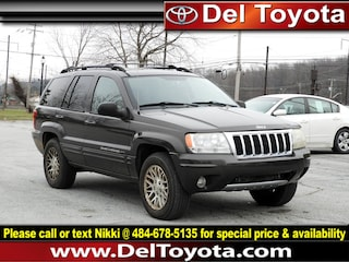 Used 2004 Jeep Grand Cherokee Limited SUV 182701A for sale in Thorndale, PA