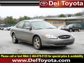 Used 2001 Ford Taurus SES Sedan 190604B for sale in Thorndale, PA