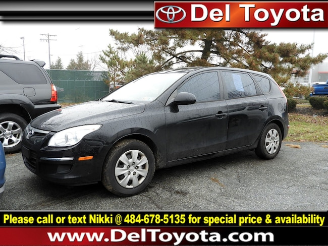 Used 2011 Hyundai Elantra Touring GLS Hatchback P8352A for sale in Thorndale