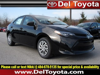 New 2019 Toyota Corolla LE Sedan 190595 for sale in Thorndale, PA