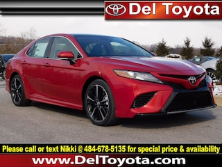 New 2019 Toyota Camry XSE V6 Sedan 191286 for sale in Thorndale, PA
