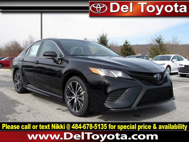 New 2019 Toyota Camry SE Sedan 191297 for sale in Thorndale, PA