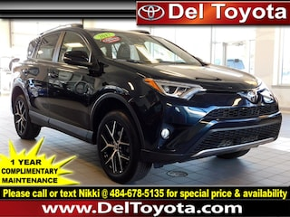 Used 2017 Toyota RAV4 SE SUV 191195A for sale in Thorndale, PA