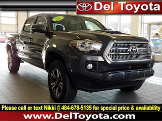 Used 2017 Toyota Tacoma TRD Sport Truck Double Cab 190638A for sale in Thorndale, PA