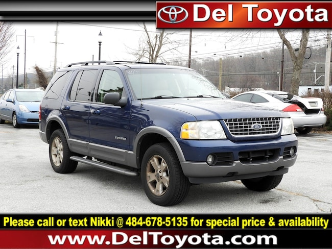 Used 2004 Ford Explorer XLT SUV 190661A for sale in Thorndale