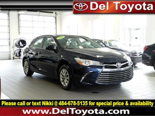 Used 2016 Toyota Camry LE Sedan P8405 for sale in Thorndale, PA