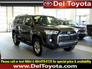 Used 2018 Toyota 4Runner SR5 SUV 190905A for sale in Thorndale, PA
