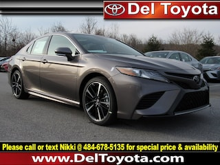 New 2019 Toyota Camry XSE V6 Sedan 190457 for sale in Thorndale, PA