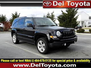 Used 2013 Jeep Patriot Latitude SUV 190685A for sale in Thorndale, PA