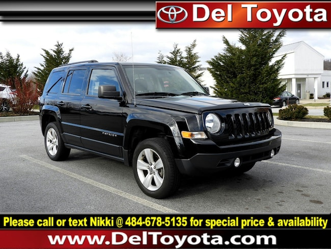Used 2013 Jeep Patriot Latitude SUV 190685A for sale in Thorndale